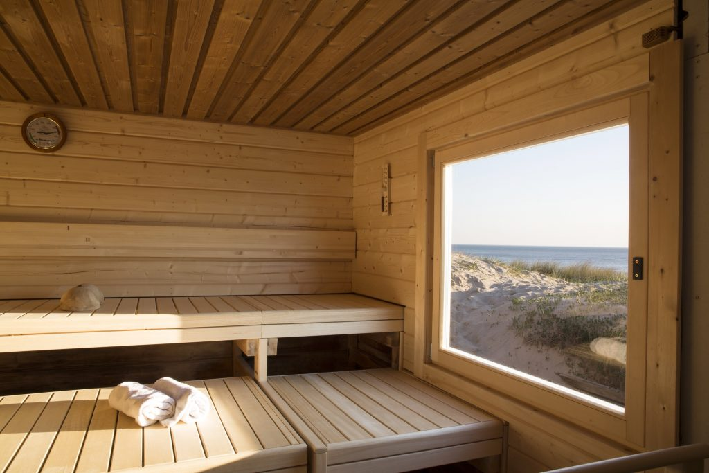 strandsauna samoa achims standsauna in rantum auf sylt. Black Bedroom Furniture Sets. Home Design Ideas